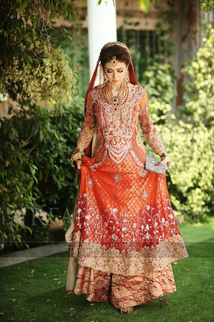 Beautiful Pakistani Bridal Dresses