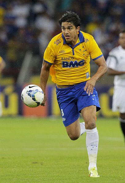 Marcelo Moreno #18 of Cruzeiro