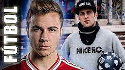 Mario Götze Skills Flick up - Trucos, jugadas y videos de Futbol Sala/Futsal - YouTube