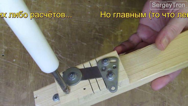 Как ровно резать ленты (верёвки) из пластиковых бутылок