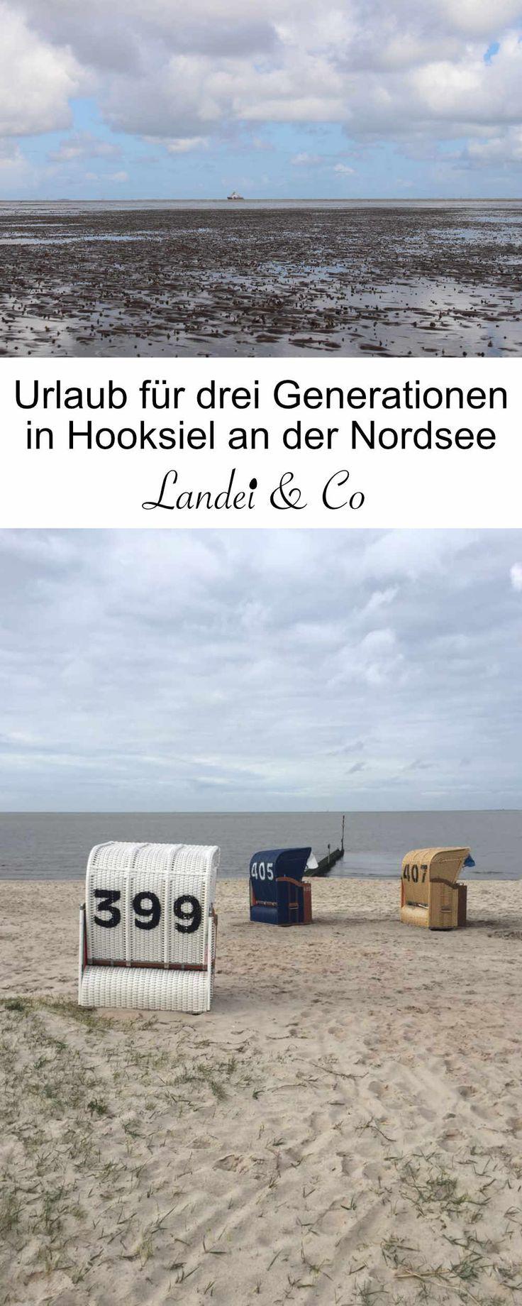 Ferien mit Kindern und Großeltern an der Nordsee! Hooksiel in Ostfriesland - Tipps und Ideen für Euren nächsten Urlaub!
