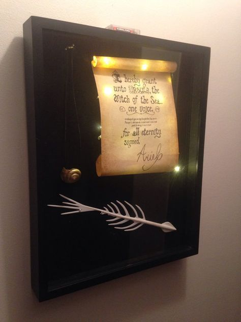 ~*~*THIS LISTING INCLUDES THE SHADOWBOX. To buy the contents without the display case, click HERE: