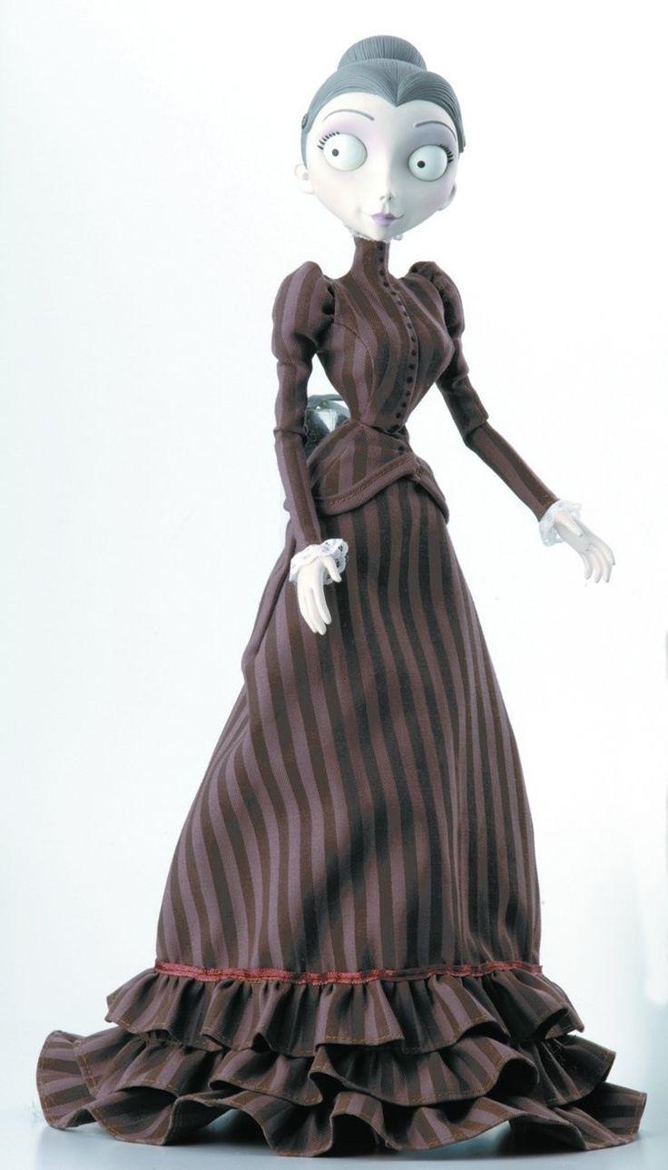 Corpse Bride Victoria Collection Doll