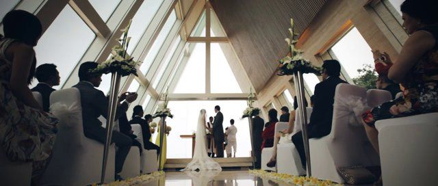 cinematic wedding video Jody & Zue