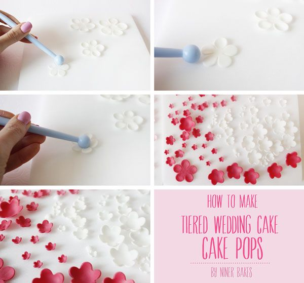 how to make wedding cake pops 244 best images about baking edible decorations on 16044