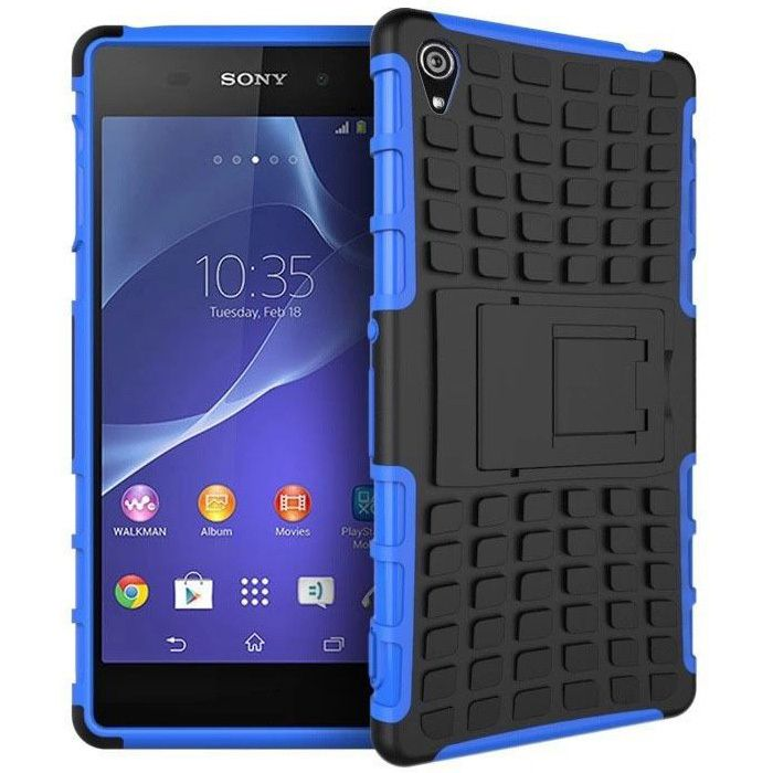 New Case - Blue TPU Heavy Duty Hard Back Stand Case Cover for Sony Xperia Z3, $12.95 (http://www.newcase.com.au/blue-tpu-heavy-duty-hard-back-stand-case-cover-for-sony-xperia-z3/)
