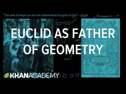 Why everyone should understand Euclid's elements