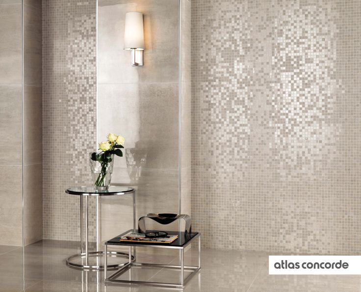 MARK #Mosaic | #AtlasConcorde | #Tiles | #Ceramic