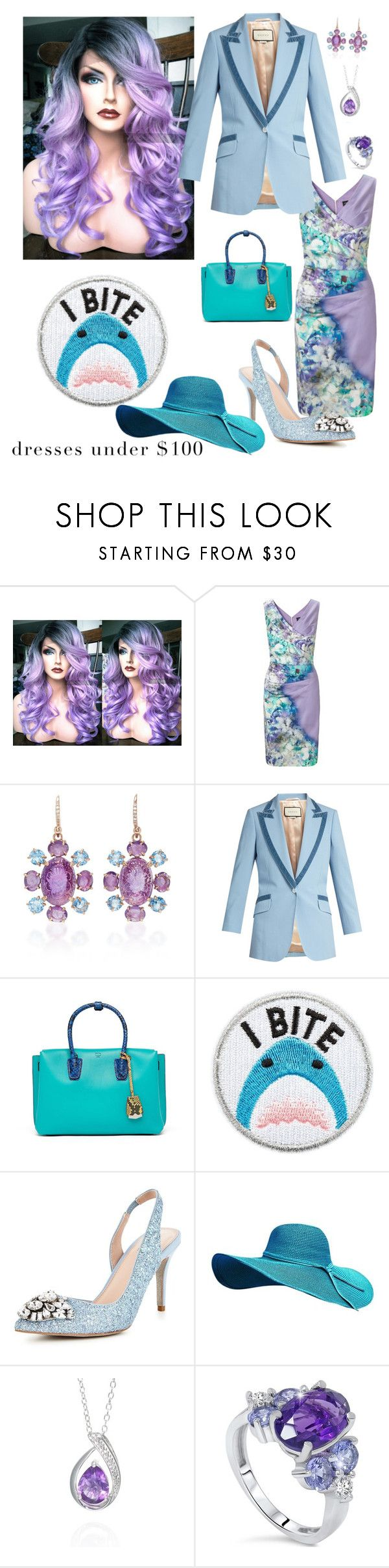 """I Bite"" by scope-stilettos ❤ liked on Polyvore featuring Ariella, Bounkit, Gucci, MCM, Skinnydip, Carvela and Belk & Co."