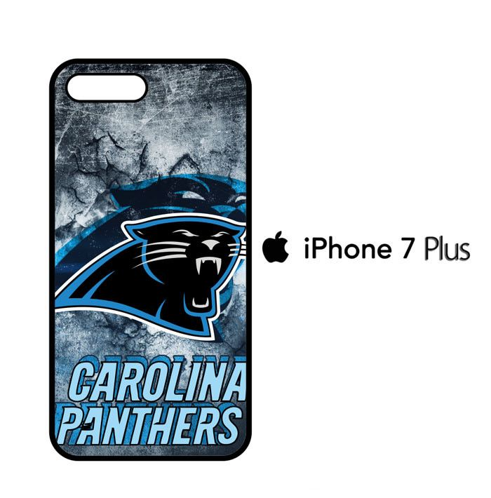 carolina panters R0312 iPhone 7 Plus Case