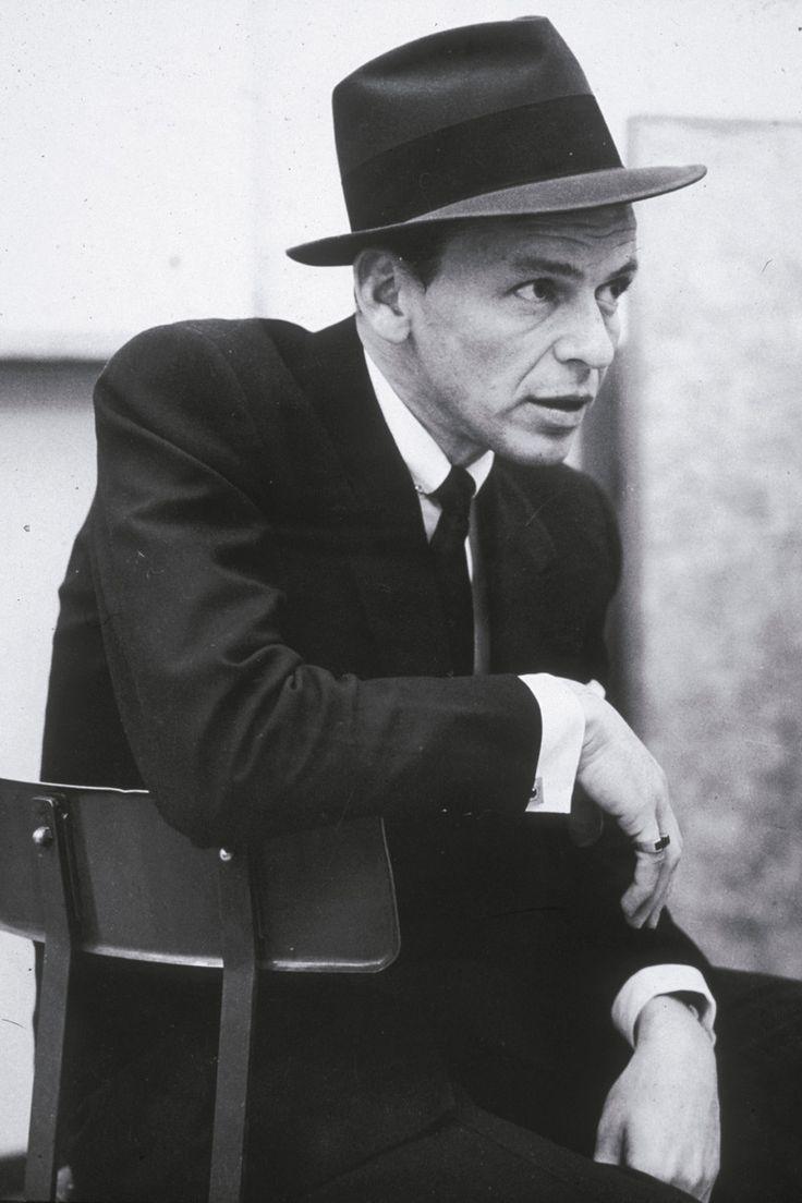 Sombrero borsalino - Frank Sinatra