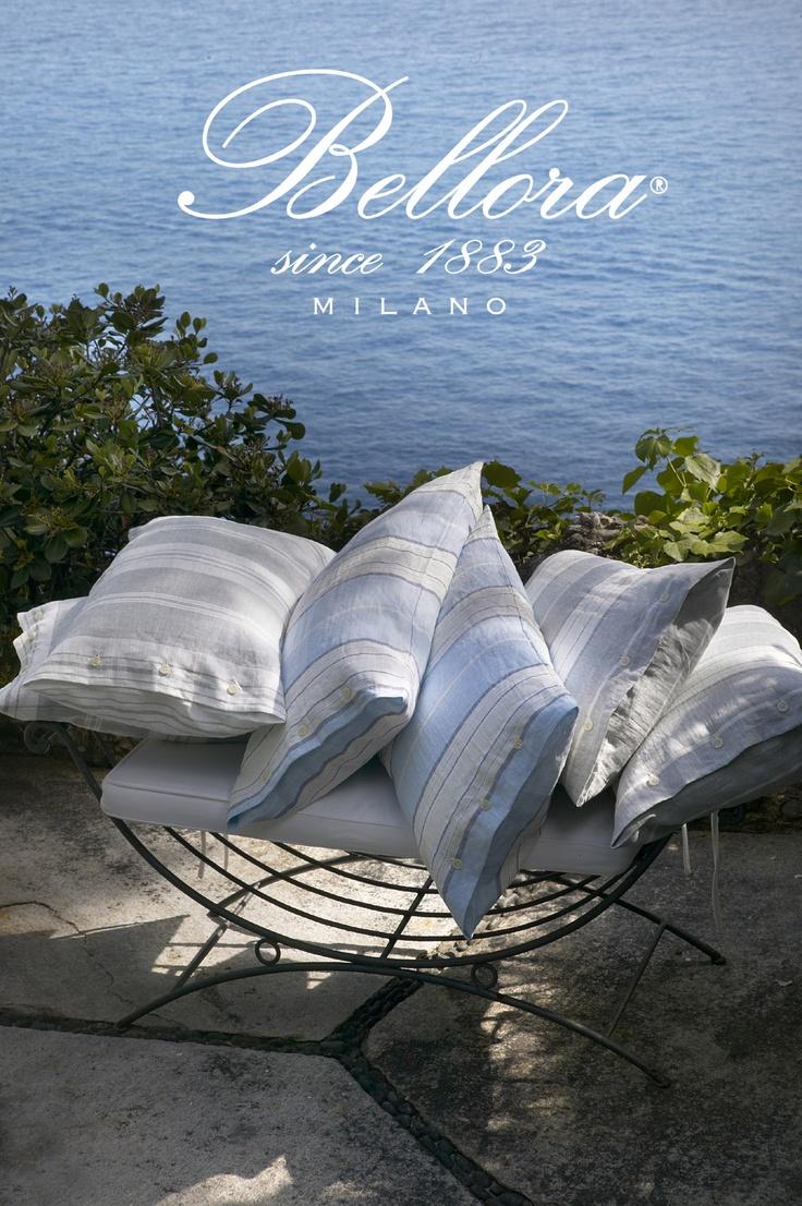 high quality linen by #Bellora www.bellora1883.com