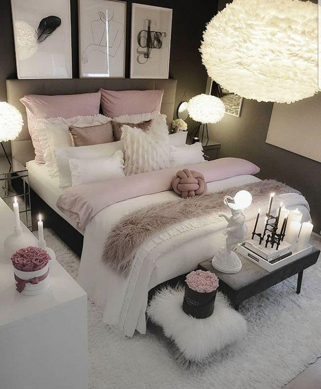 Gemutliches Schlafzimmer Royfort Bettwasche Bettwasche
