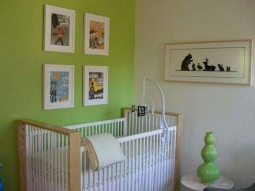 Babyzimmer Junge Wandgestaltung Archives Pintoterest