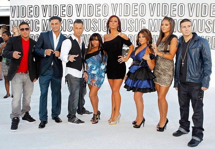 FOX NEWS: 'Jersey Shore' cast members reunite for MTV series revival