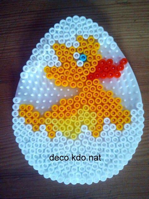 Bildergebnis für cool perler bead patterns 3d