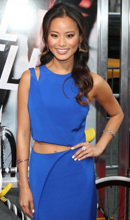 "Jamie Chung At The World Premiere of ""Premium Rush"""