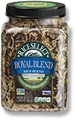 Royal Blend(R) Texmati(R) White, Brown & Red Rice