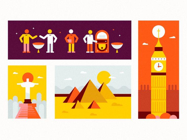 People & Places by Martin Azambuja
