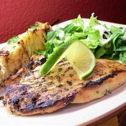 Best Grilled Margarita Chicken... Ever! - With Tequila and Triple Sec