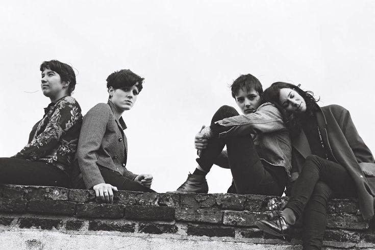 Image result for savages band promo photo