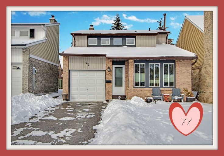 77 Andrea Road - Just Listed - Ajax