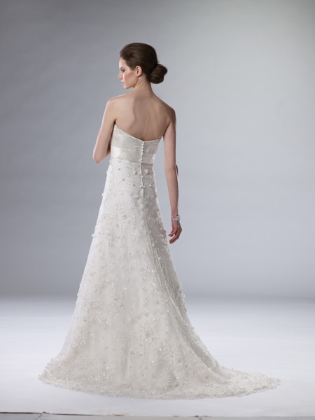 Rina Di Montella wedding dress RB302 - NetFashionAvenue.com