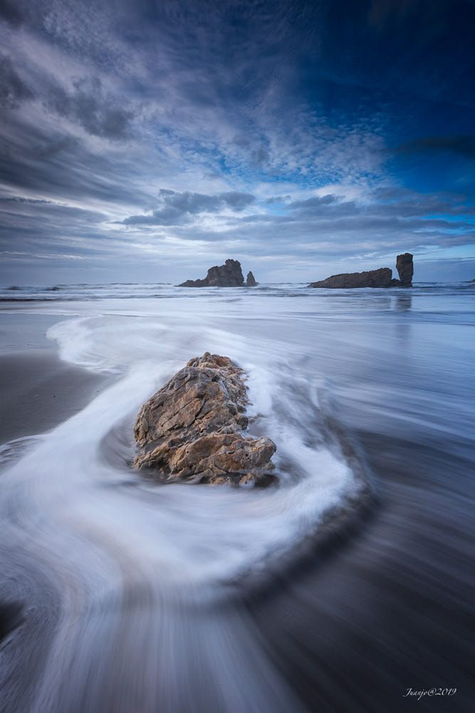 Sea foam dress | Landscape photography | Sea foam, Sea