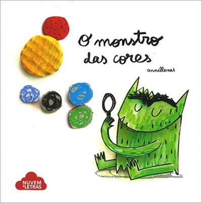 O Monstro das Cores - Anna Llenas - Compre Livros na Fnac.pt