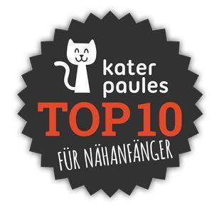 Kater Paules Top 10 Tipps für Nähanfänger