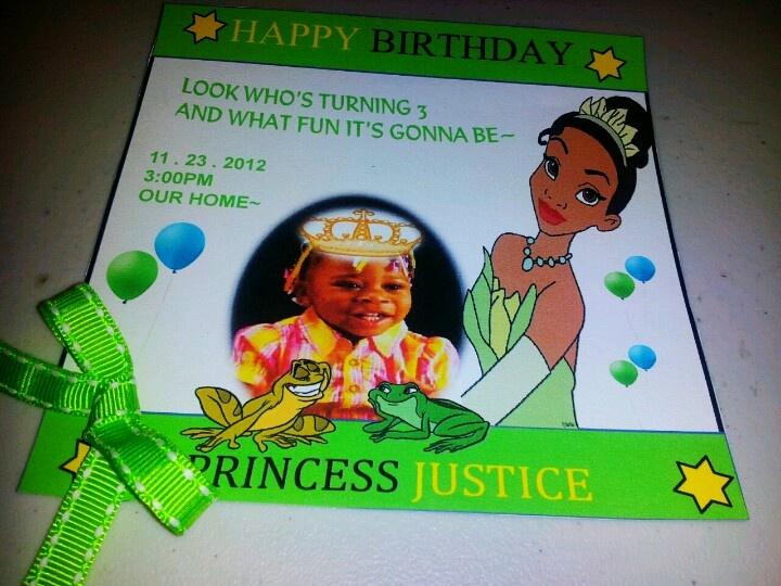 Birthday Princess Invitations for luxury invitation template