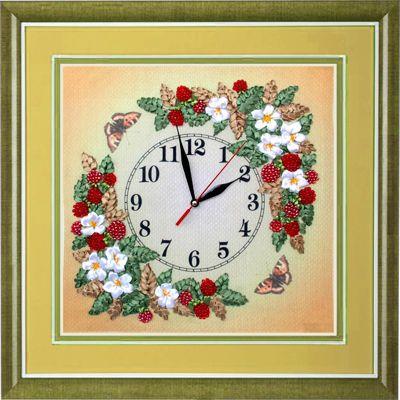 Часы. Ягода-малина ЧНЛ-2001