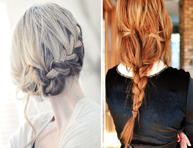 61 Braided Wedding Hairstyles: Braids For Your Wedding Hair Or Wedding Decor
