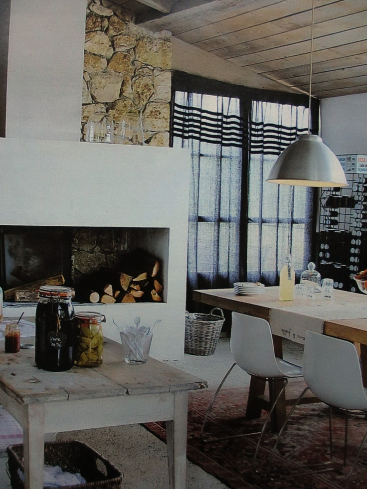 country modern style