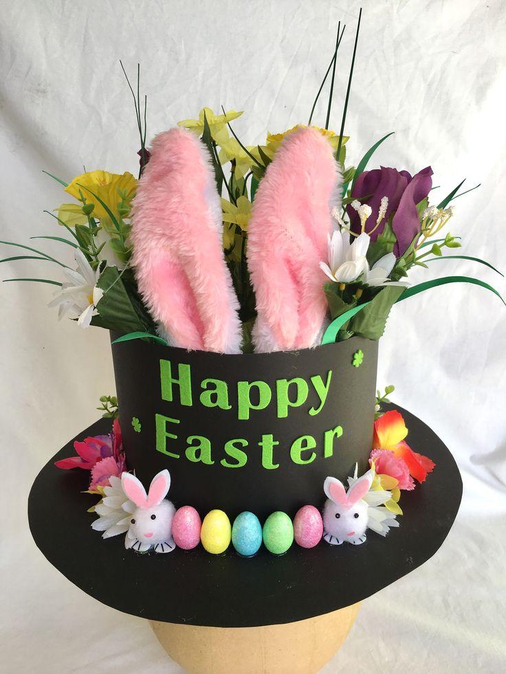 Easter Bonnet bunny ears