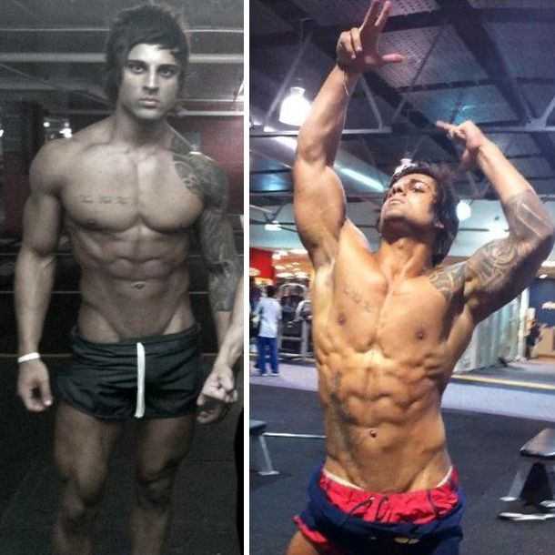 Aesthetically Pleasing: Zyzz Shreddedshian Talks With Simplyshredded.com  [Updated 2011]