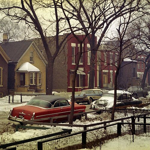 Bell Ave. Chicago ca. 1960