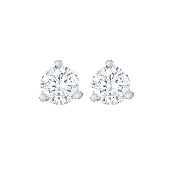 Gemesis Martini Stud Diamond Earrings Absolutely Beautiful