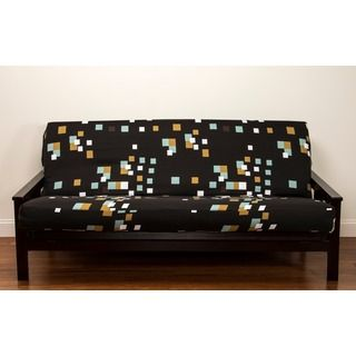 Modern Blocks Full-size Futon Cover - Overstock Shopping - The Best Prices on Futon Covers
