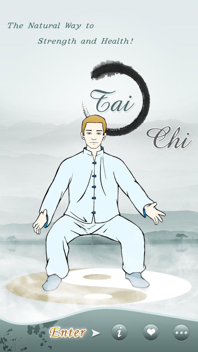 SAVE $4.99: Tai Chi Step by Step - Full body exercise for strength fitness stamina resistance and stress relief gone Free in the Apple App Store. #iOS #iPhone #iPad  #Mac #Apple