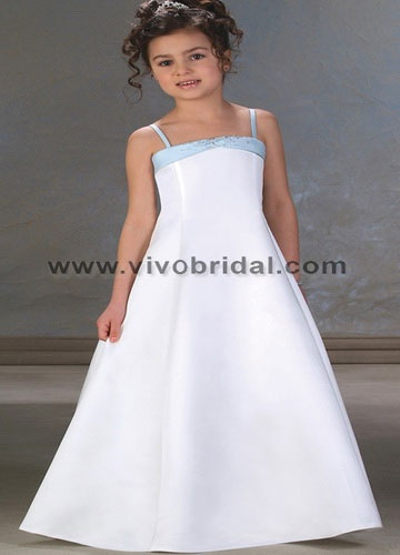 Vivo Bridal - Flower Girl DressE-0019