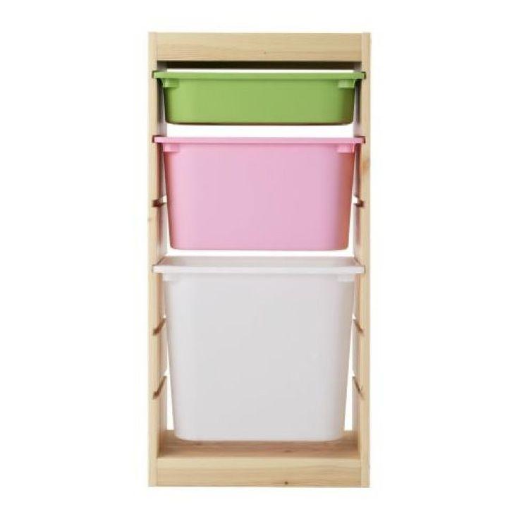 M s de 1000 im genes sobre ideas para la casa en pinterest - Ikea cubo ropa ...