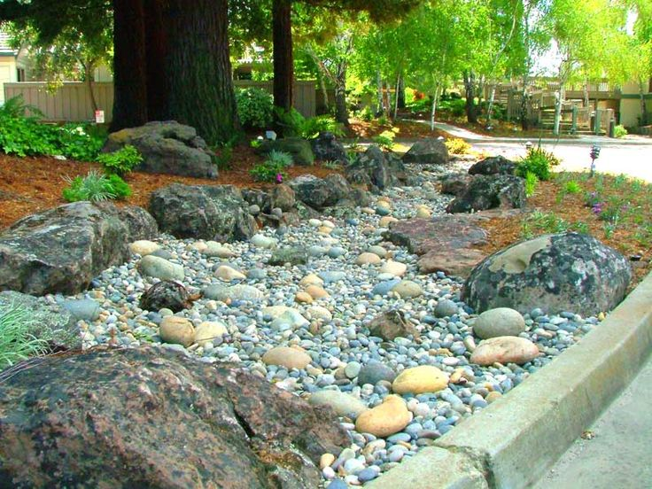 140 best images about water problem on pinterest yard for Drainage around house