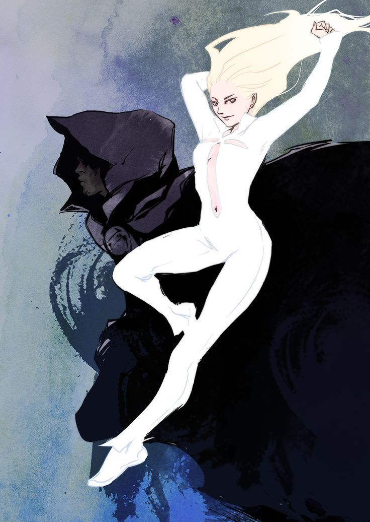 Cloak and Dagger - Irene Flores | Champions | Marvel ...