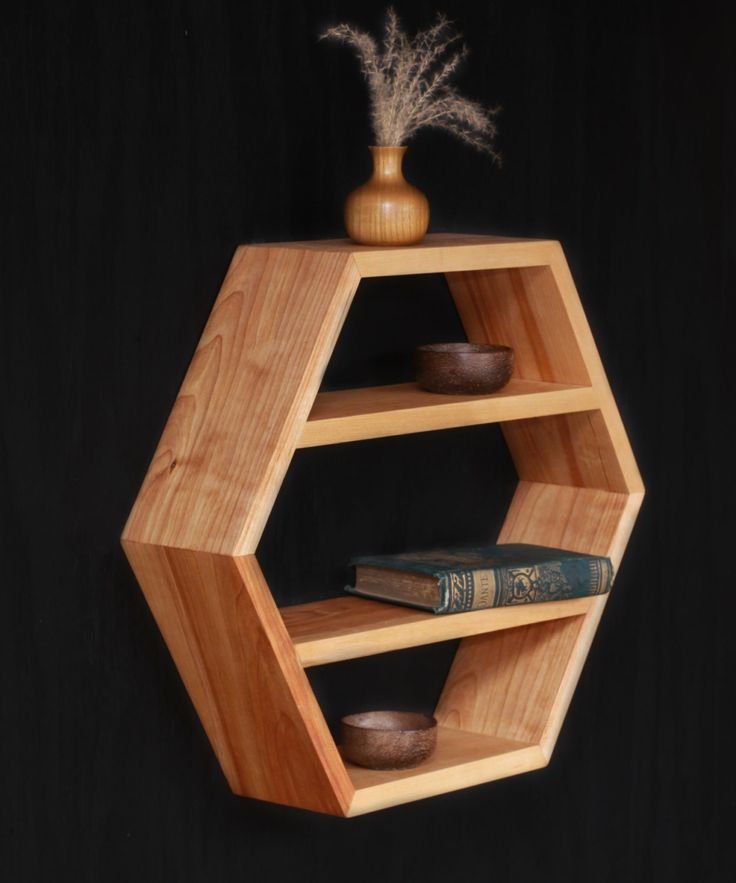 22 Best Images About Wall Boxes On Pinterest Hexagon Box