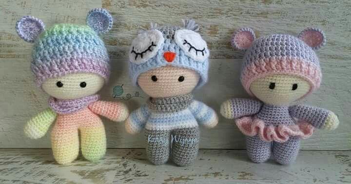 Big head dolls