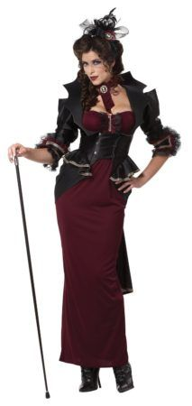 California-Costumes-Lady-Of-The-Manor-Costume-#steampunk-Steampunk-Women-Costumes