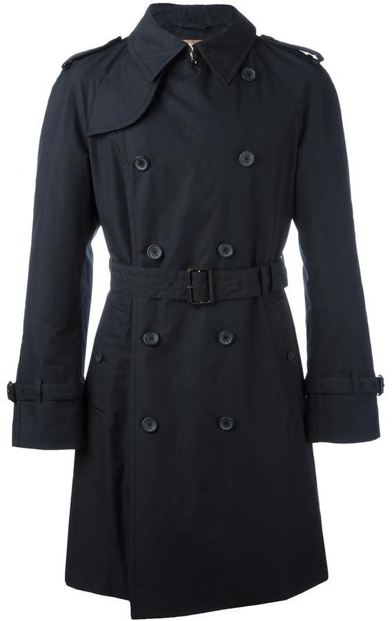 Sealup classic trench coat