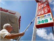Drivers, get ready for a gas price spike - July 11, 2013