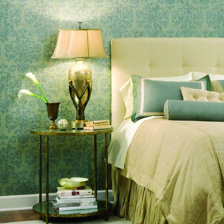 master bedroom design green color scheme. Interior Design Ideas. Home Design Ideas